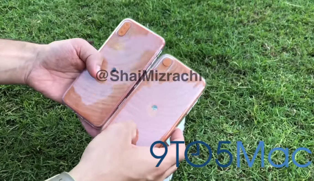 Iphone 2018 Dummy 6 1 And 6 5 Inch Hands On 4
