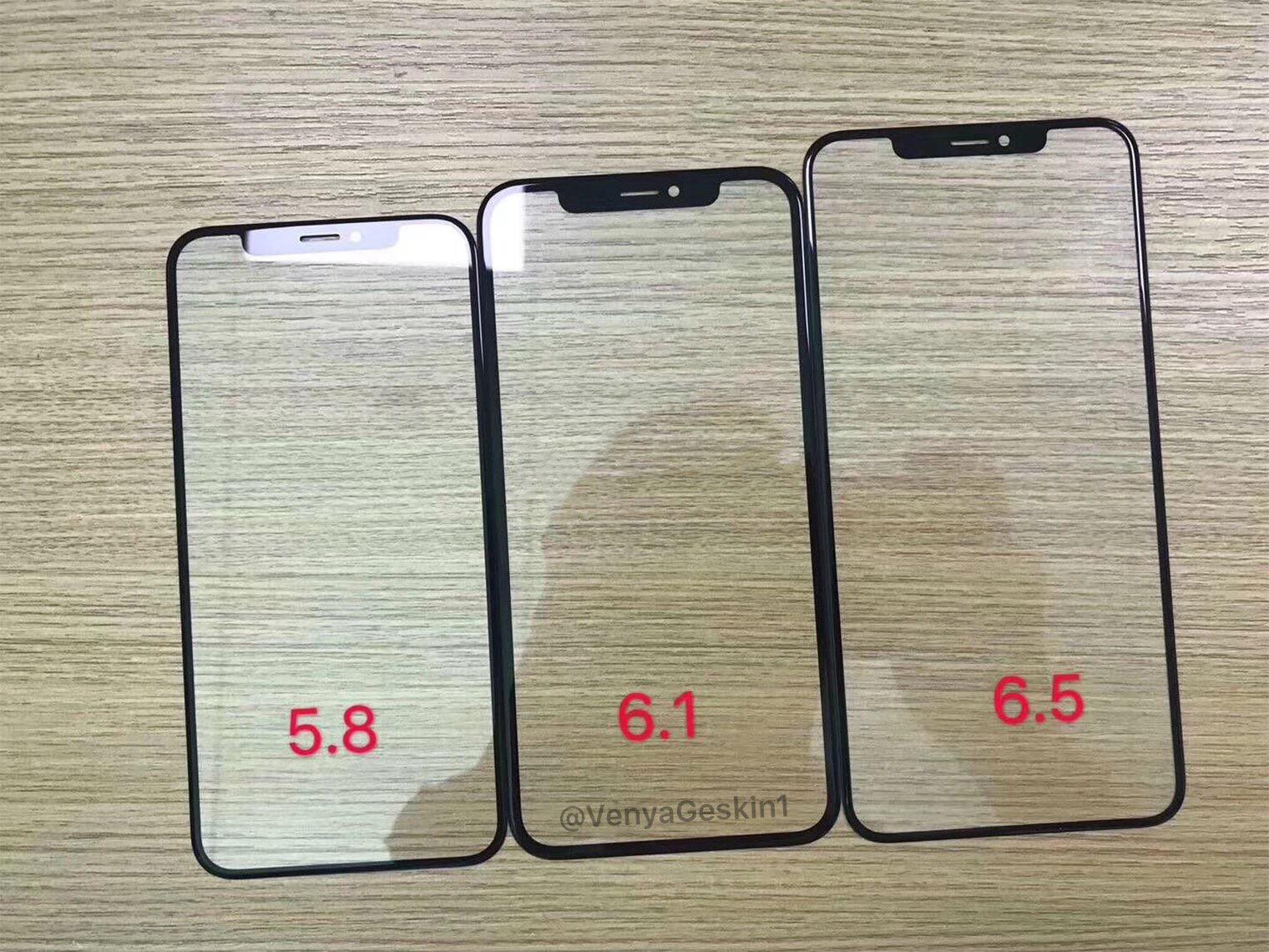 Iphone 2018 Glass Panel Leaks Photo 1