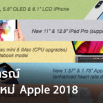 Kuo Expect Apple Late 2018 Product