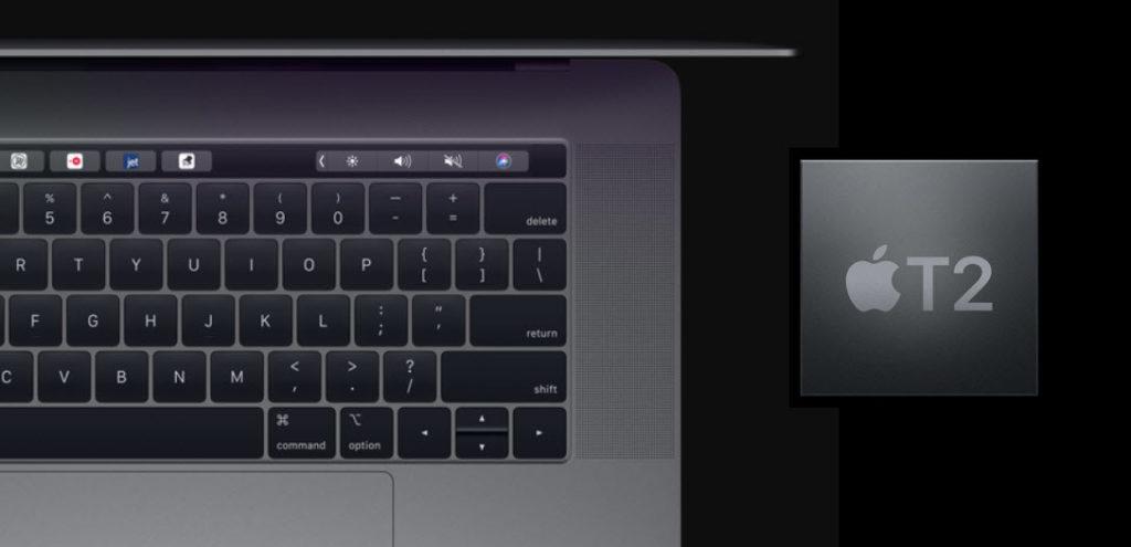 Macbook Pro 2018 Apple T2