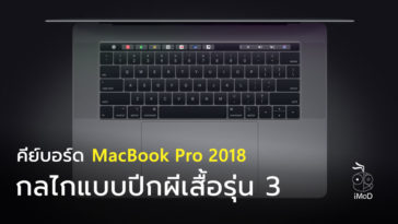 Macbook Pro 2018 Keyboard Gen 3 Cover