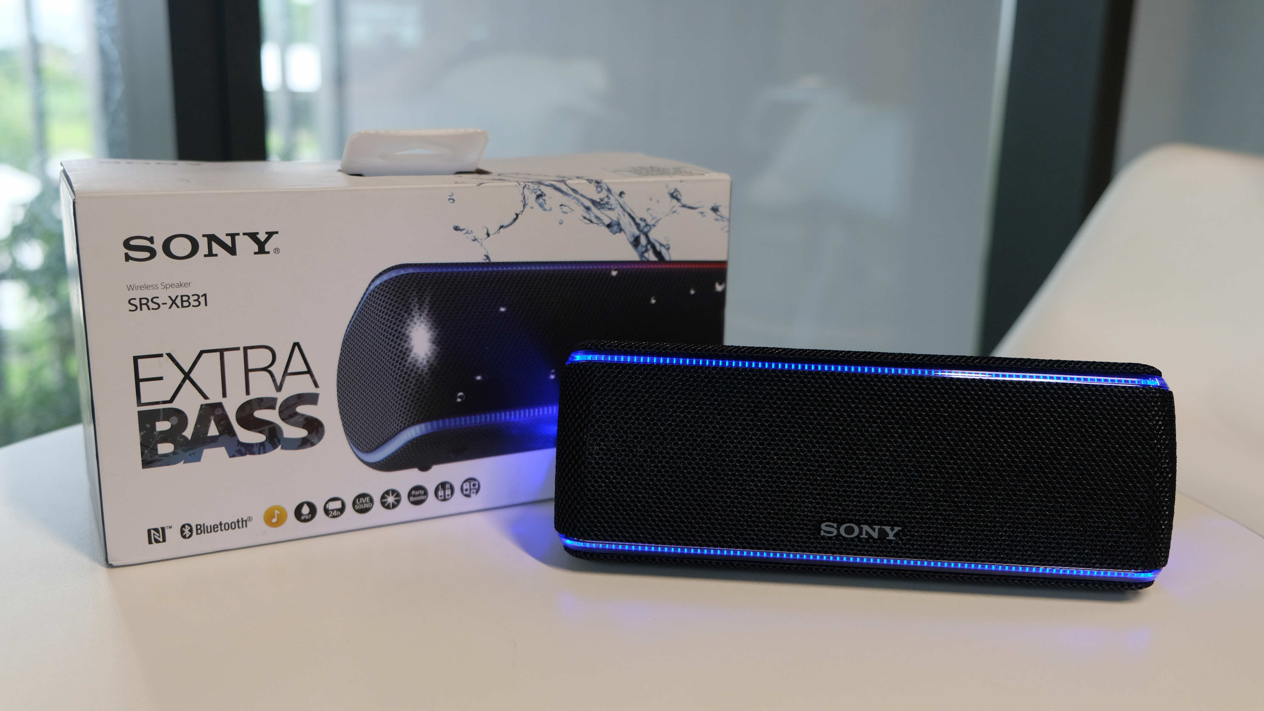 Sony Srs Xb21 Sony Srs Xb31 Blutooth Speaker Review Advertorial 003