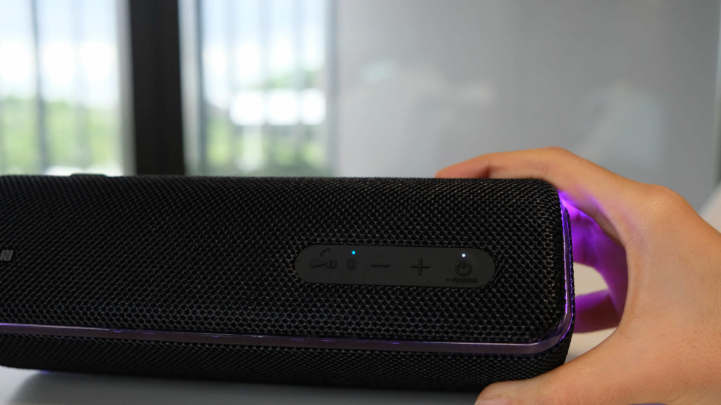 Sony Srs Xb21 Sony Srs Xb31 Blutooth Speaker Review Advertorial 007