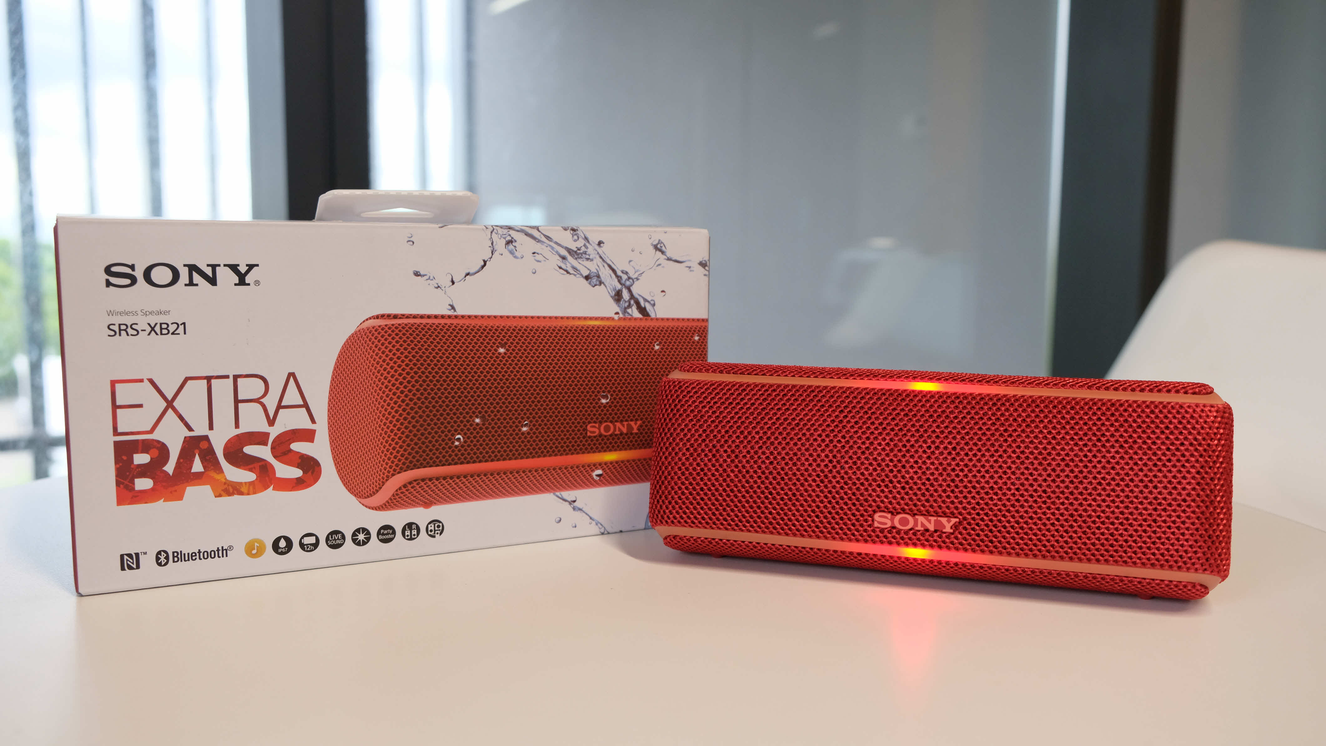 Sony Srs Xb21 Sony Srs Xb31 Blutooth Speaker Review Advertorial 013