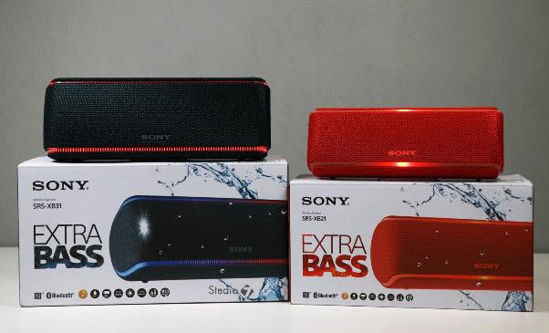 Sony Srs Xb21 Sony Srs Xb31 Blutooth Speaker Review Advertorial 030