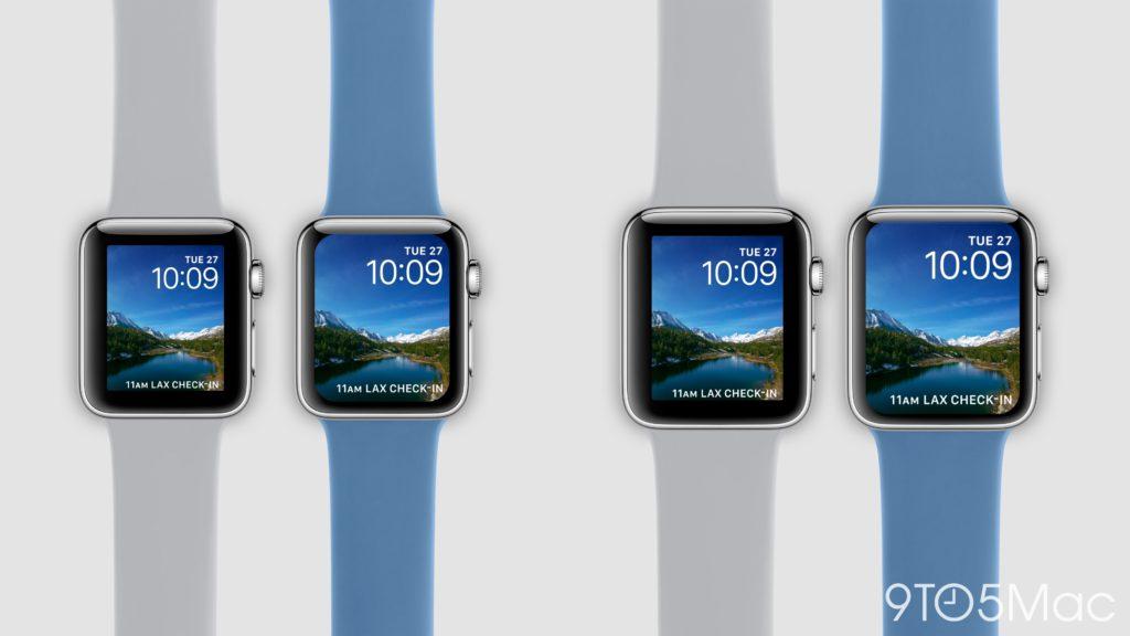 Summary Apple Watch Series 4 2018 Rumor 1