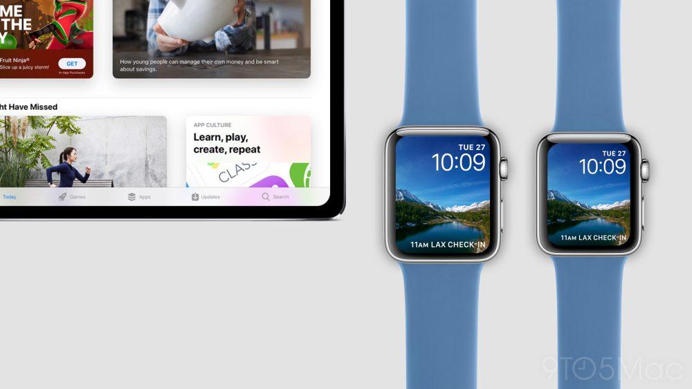Summary Apple Watch Series 4 2018 Rumor 4