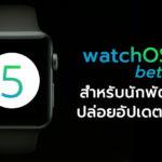 Watchos 5 Developer Beta 5 Seed