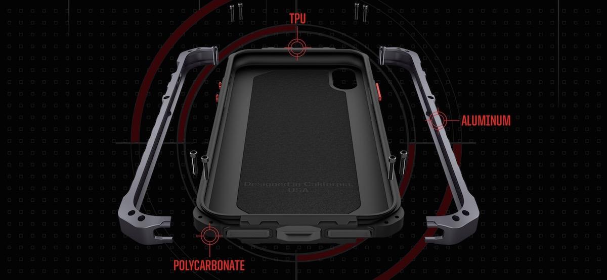 Element Case Black Ops Component