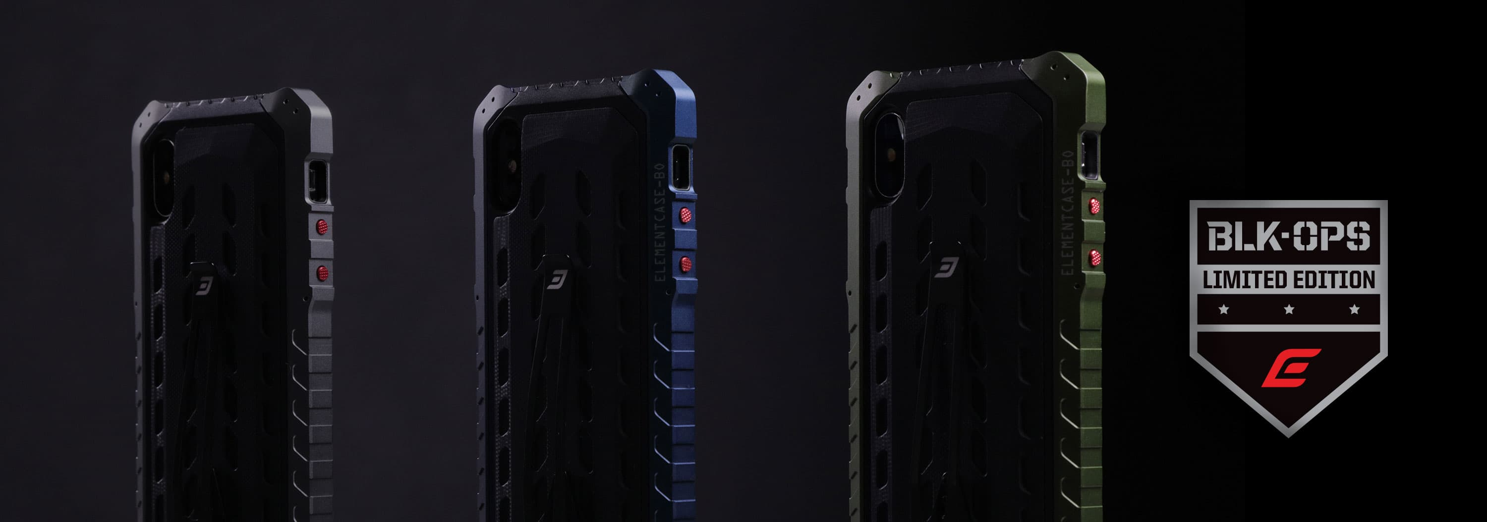 Elementcase Blackops Limited Edition 10
