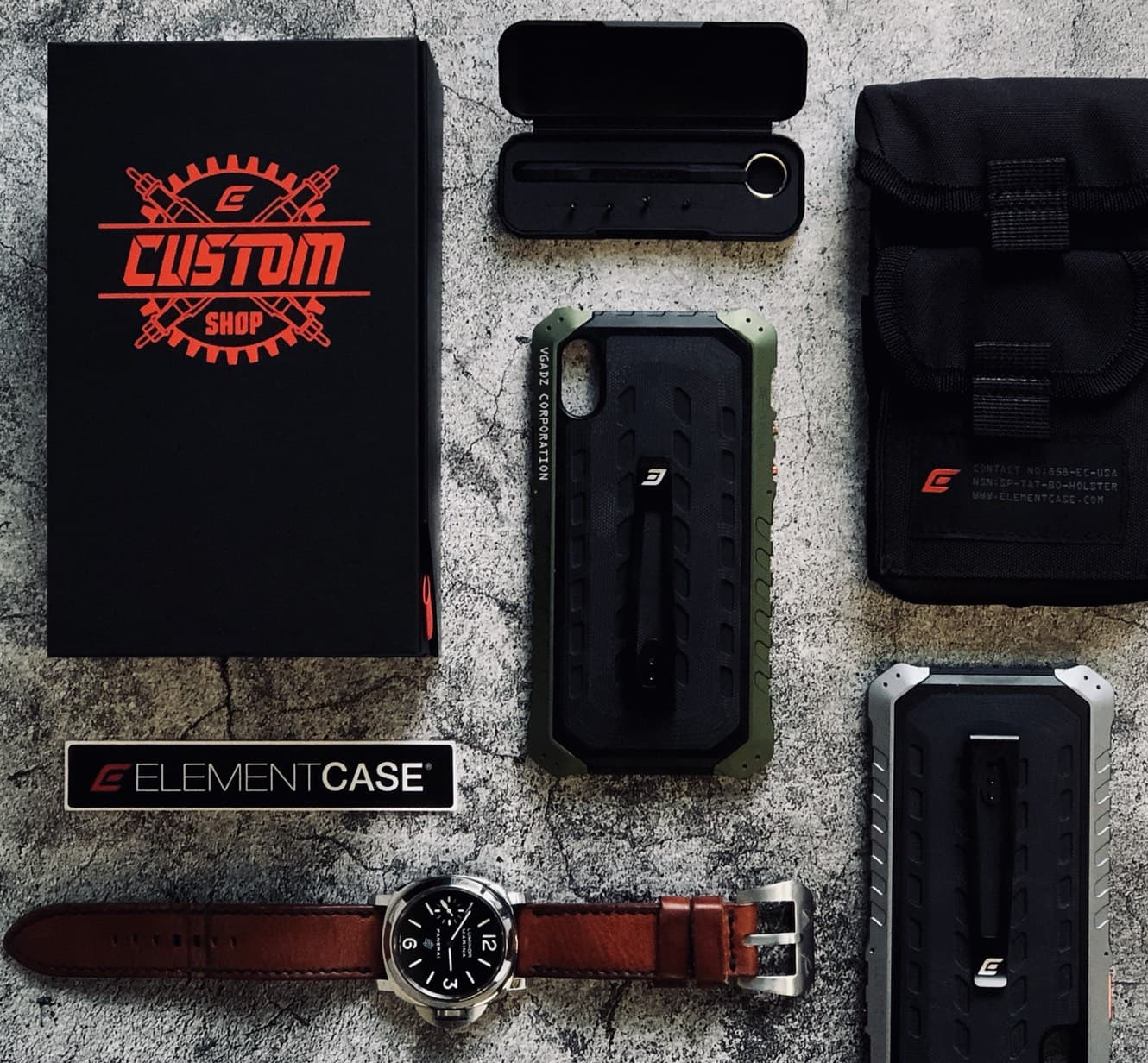 Elementcase Blackops Limited Edition 11
