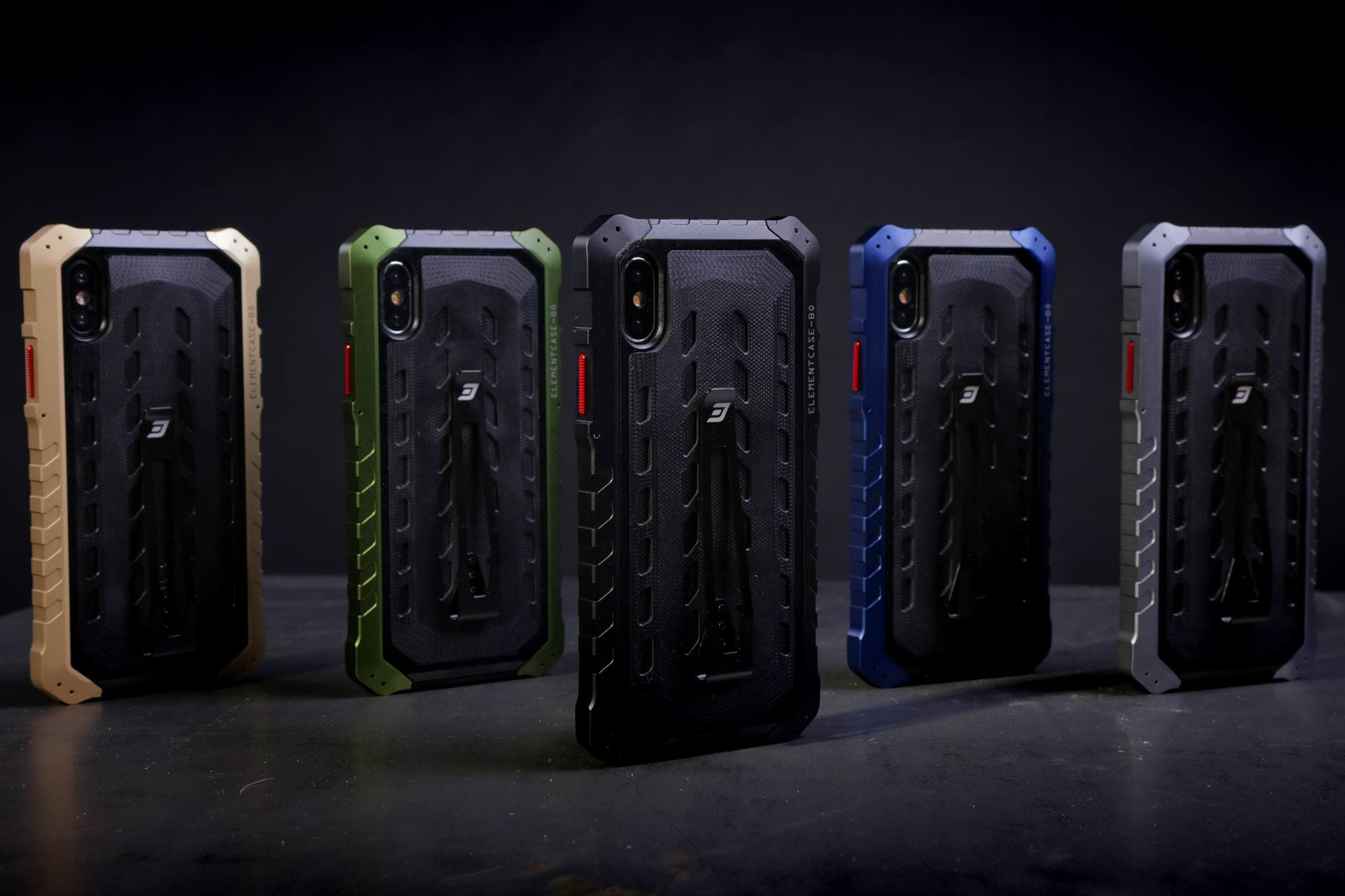 Elementcase Blackops Limited Edition 9