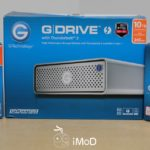 G Drive Cover