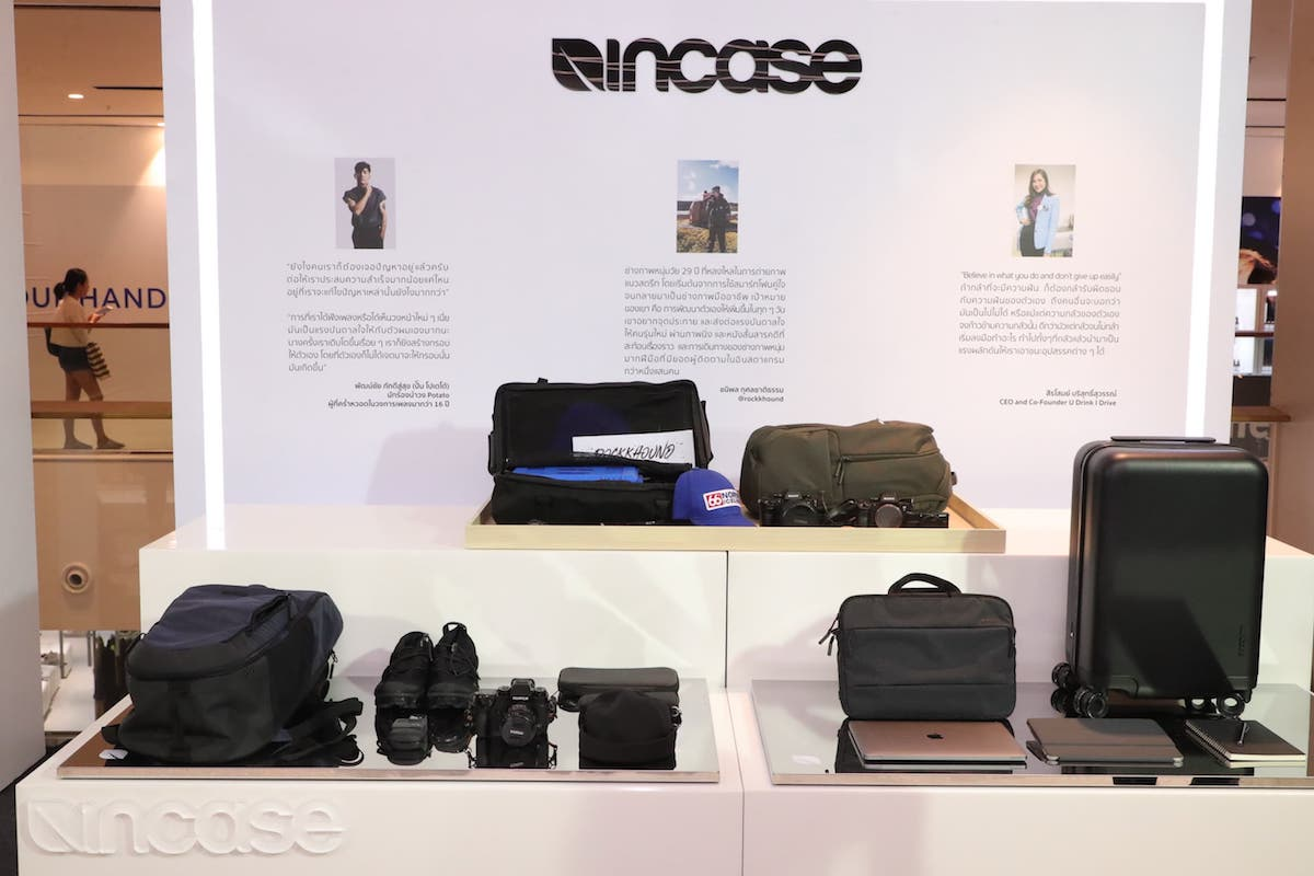 Incase Show Case