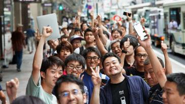 Apple Kyoto Opens On Shijo Dori Report