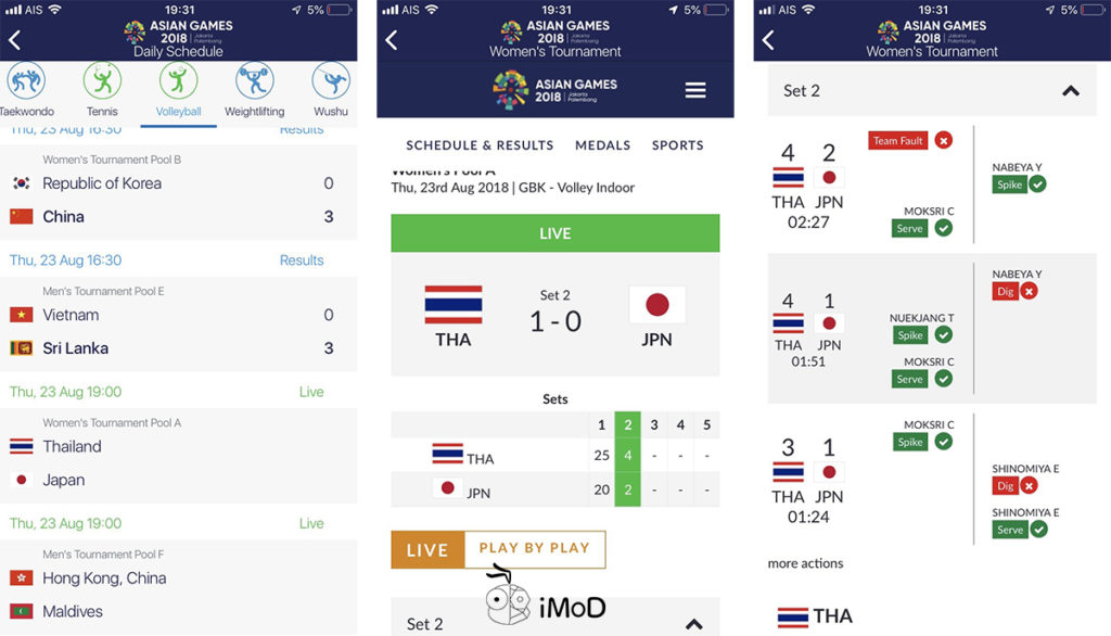 Asian Games App For Tranking Asiangames 2018 2