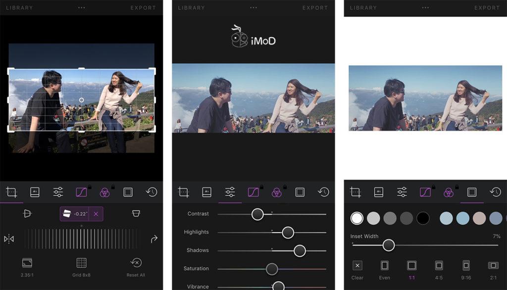Darkroom Photo Editor App For Iphone 1