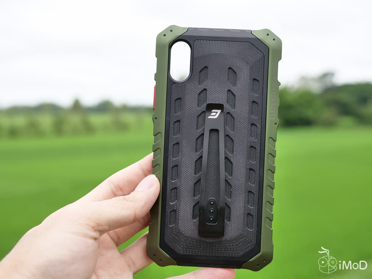Element Case Black Ops Limited Edition Iphone X Review 31