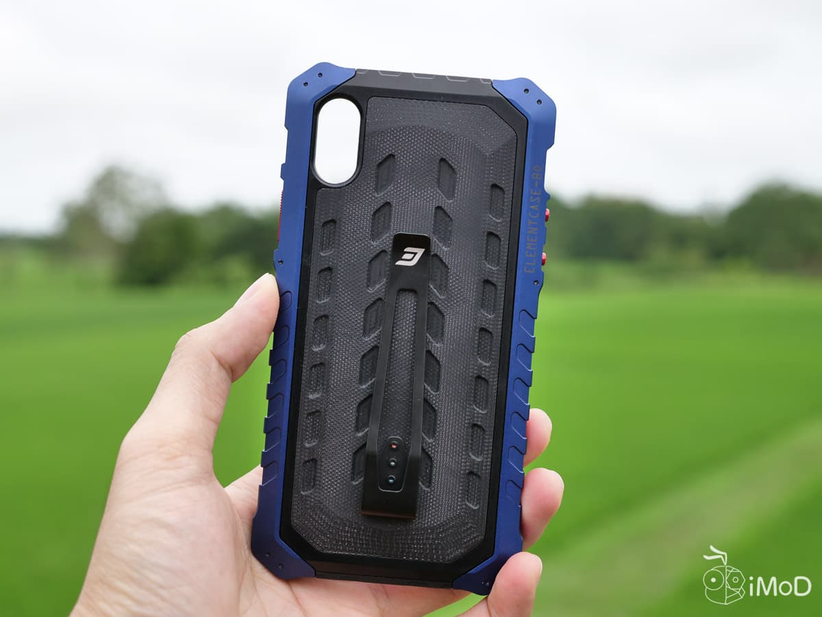 Element Case Black Ops Limited Edition Iphone X Review 5