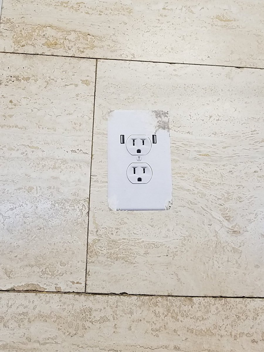 Fake Power Outlet Stickers 1