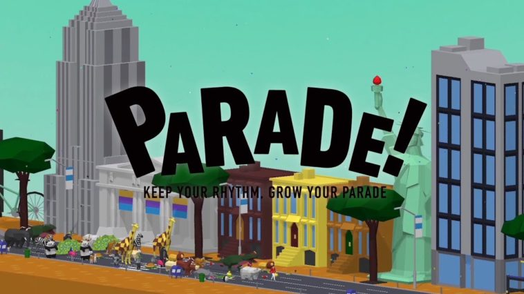 Game Parade Cover