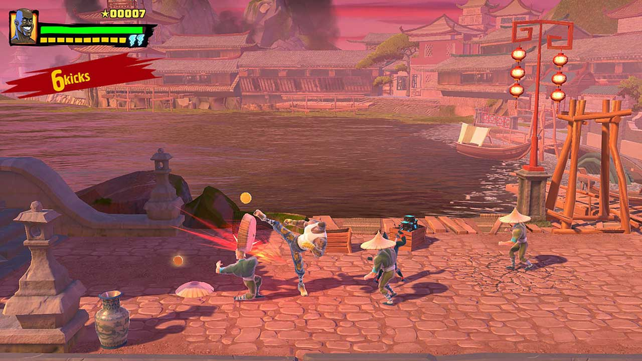 Game Shaq Fu Conrtent2