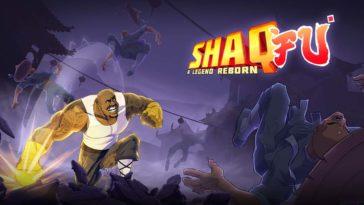 Game Shaq Fu Cover