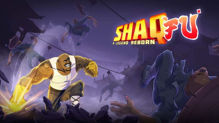 Game Shaq Fu Cover