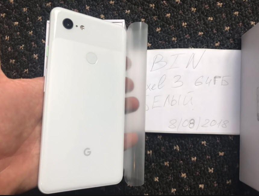 Google Pixel 3 Xl Leaks Video 2