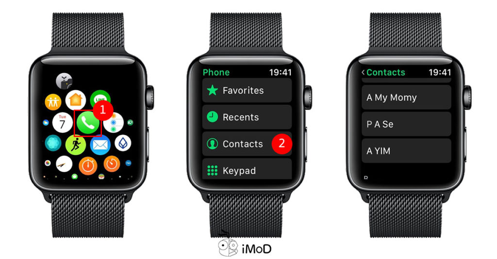 How To Fix Contacts Not Sync On Apple Watch 2