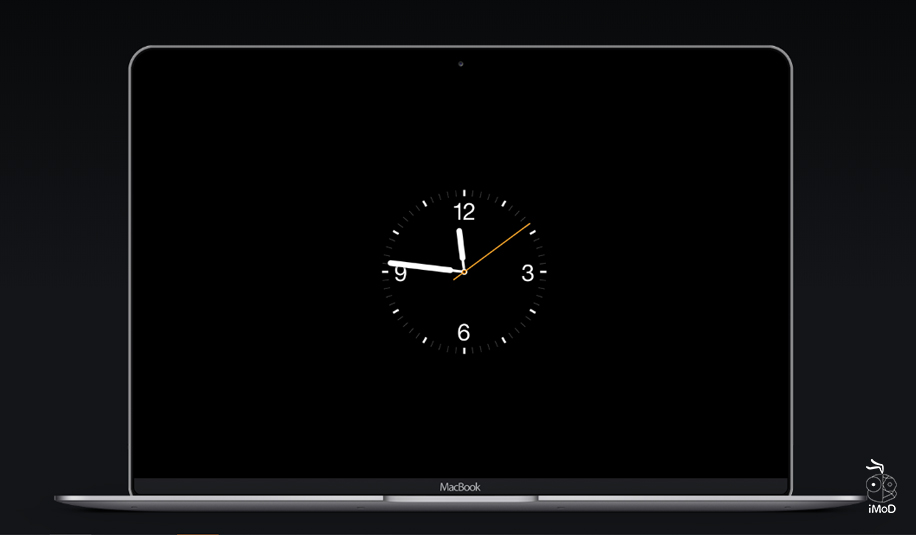 How To Set Screensaver Applewatch Face On Mac 8
