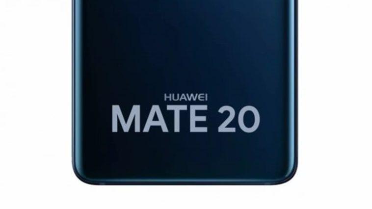 Huawei Mate 20 Leaks Cover