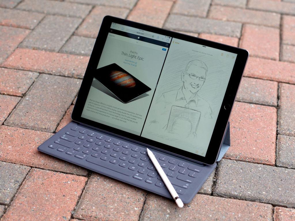 Ipad Pro Split View Keyboard Pencil Hero