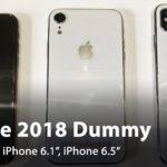 Iphone 2018 Dummy Model Photo Ben Gaskin