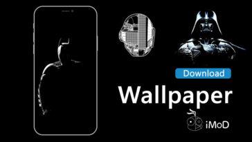 Iphone Wallpaper True Black Pack