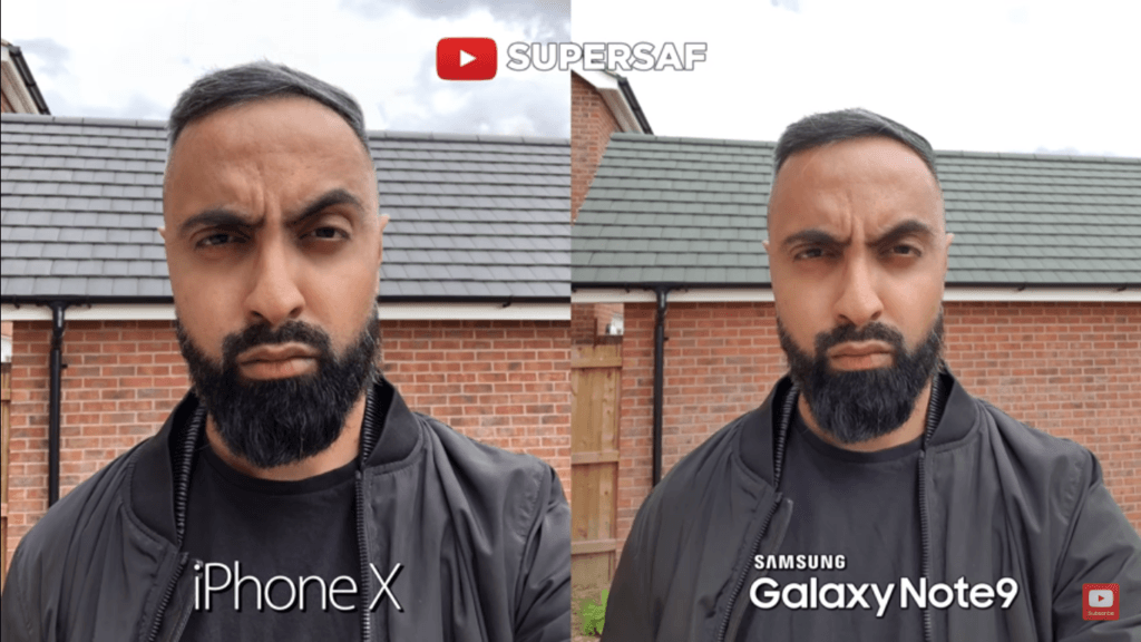 Iphone X Vs Galaxy Note 9 Camera Compare 10
