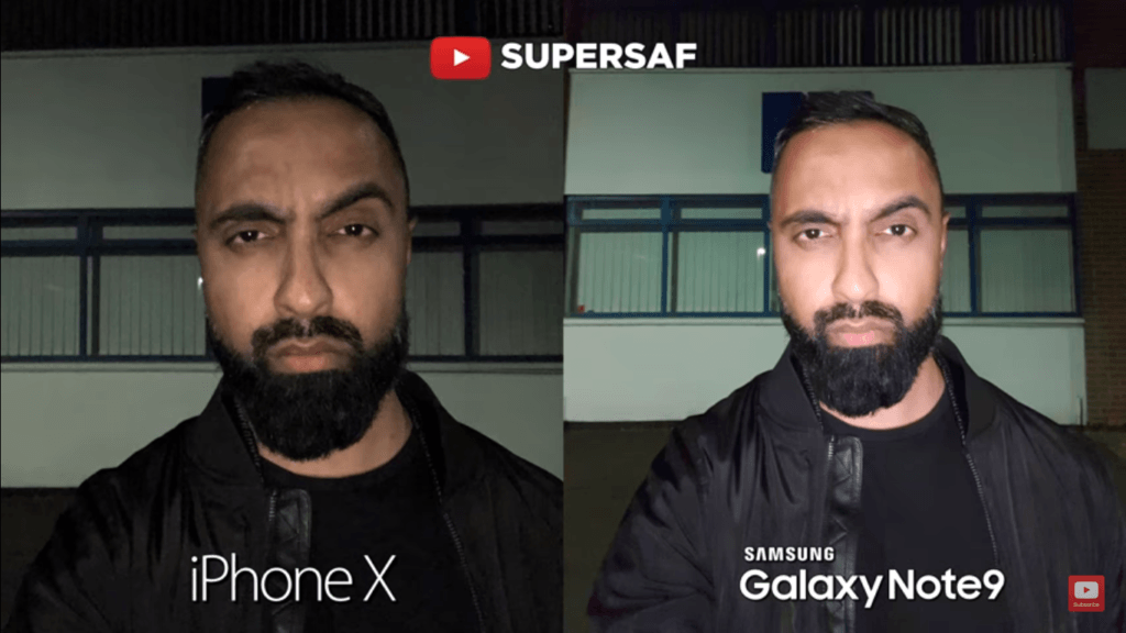 Iphone X Vs Galaxy Note 9 Camera Compare 12