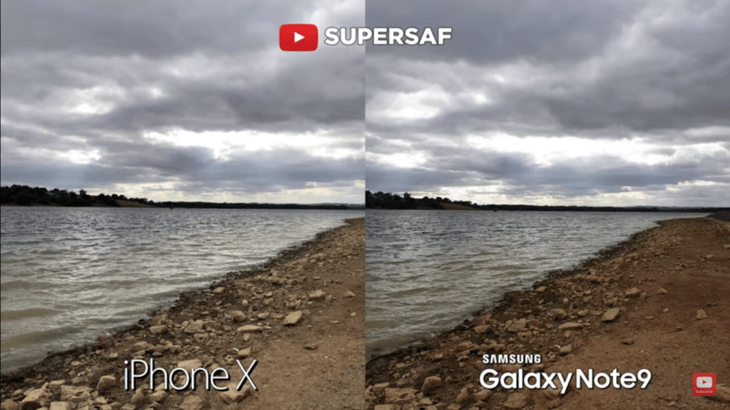 Iphone X Vs Galaxy Note 9 Camera Compare 16