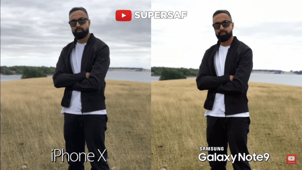 Iphone X Vs Galaxy Note 9 Camera Compare 18