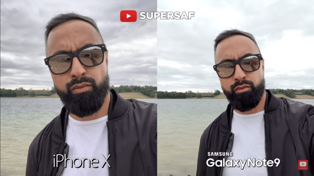 Iphone X Vs Galaxy Note 9 Camera Compare 9