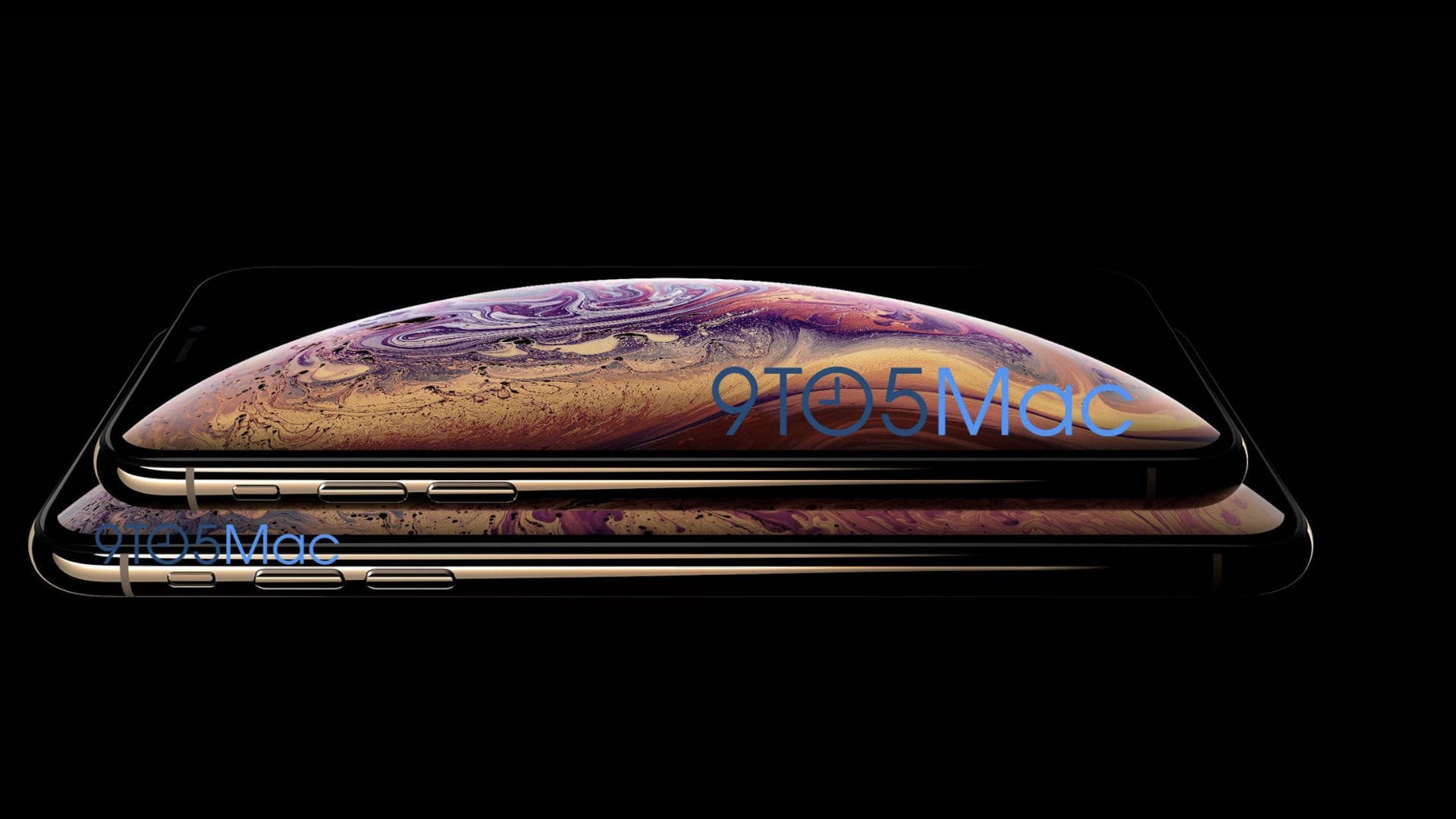 Iphone Xs Gold Leaked