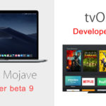 Macos Mojave Beta 9 Tvos 12 Beta 9