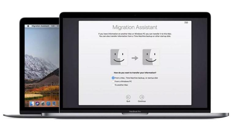 Migration Assistant Macos Mojave Beta 6