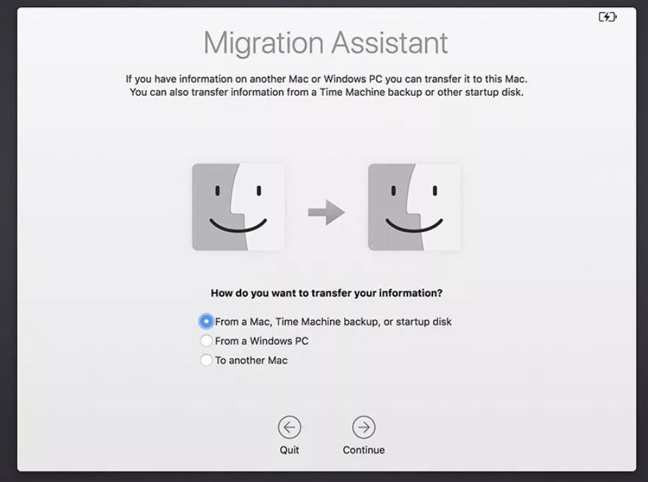 Migration Assistant Macos Mojave Beta 6 Feature 1