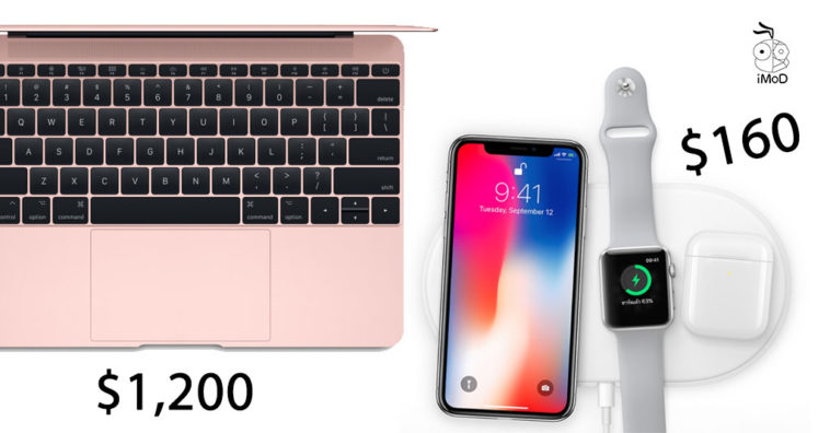 New Macbook 13 Inch Price 1200 Dollar Airpower 160 Dollar No New Ipad Mini