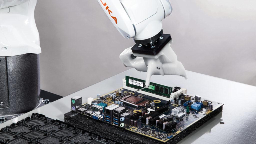 True Robotic New Checker Robot Iot 6