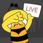 Beetalk Live Close Cover