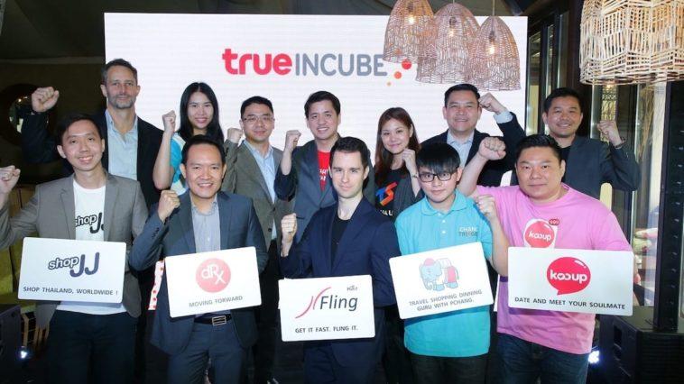 Press Conf Stratup Grand Prix True Incube4
