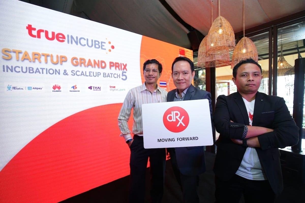 Press Conf Stratup Grand Prix True Incube6
