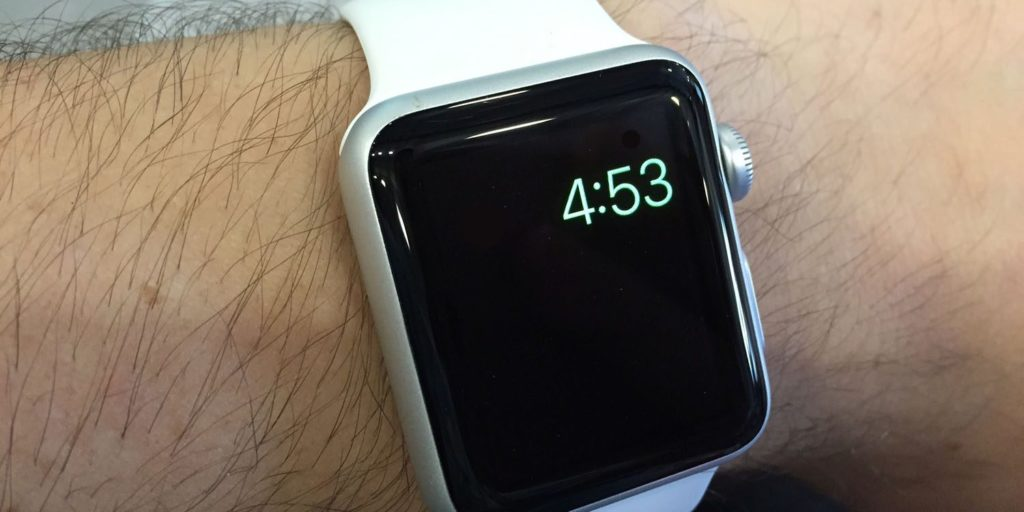 Alway On Screen Patent Apple Watch 1